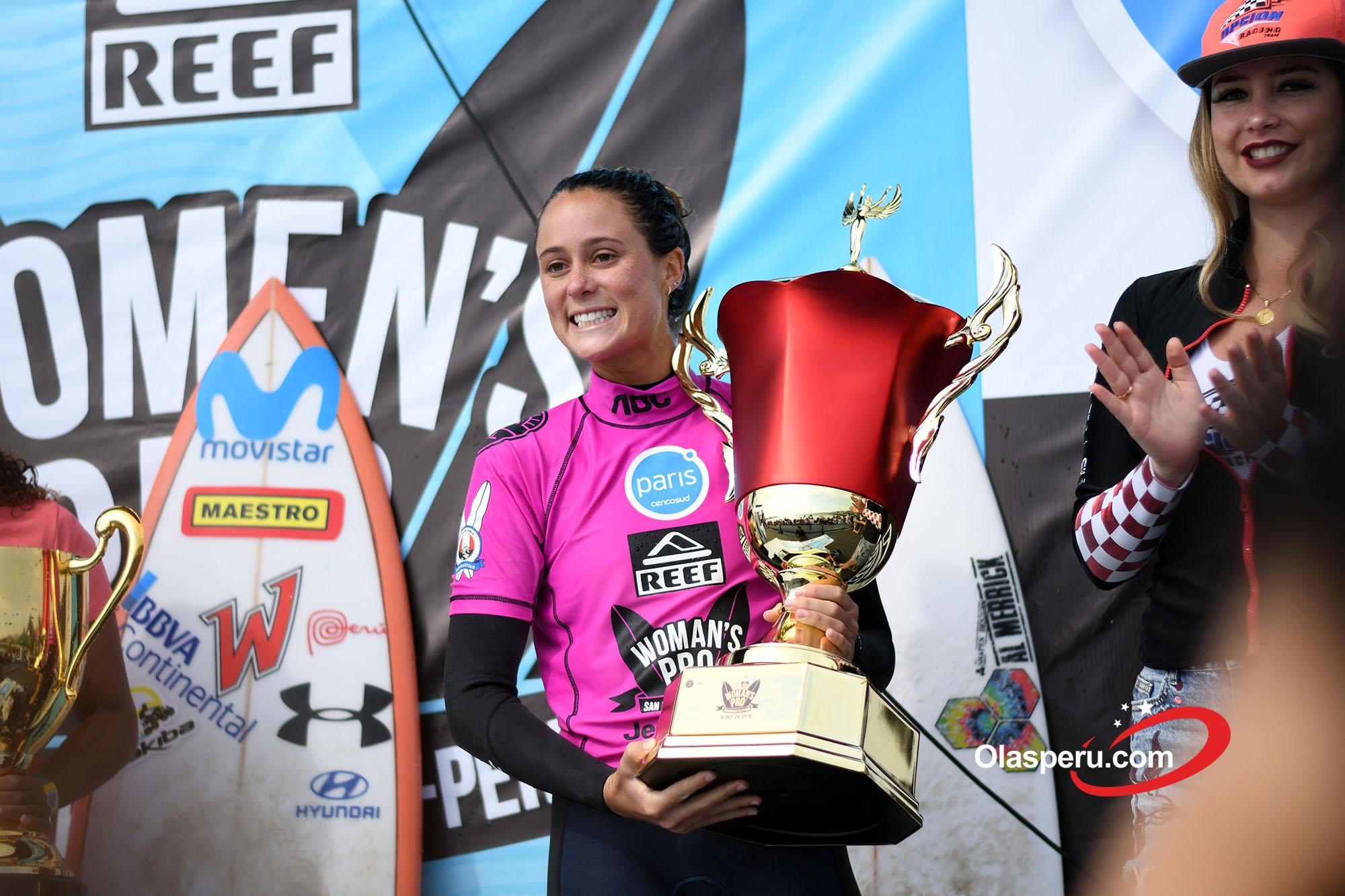 París Reef Women's Pro 2017 - DÍA 1
