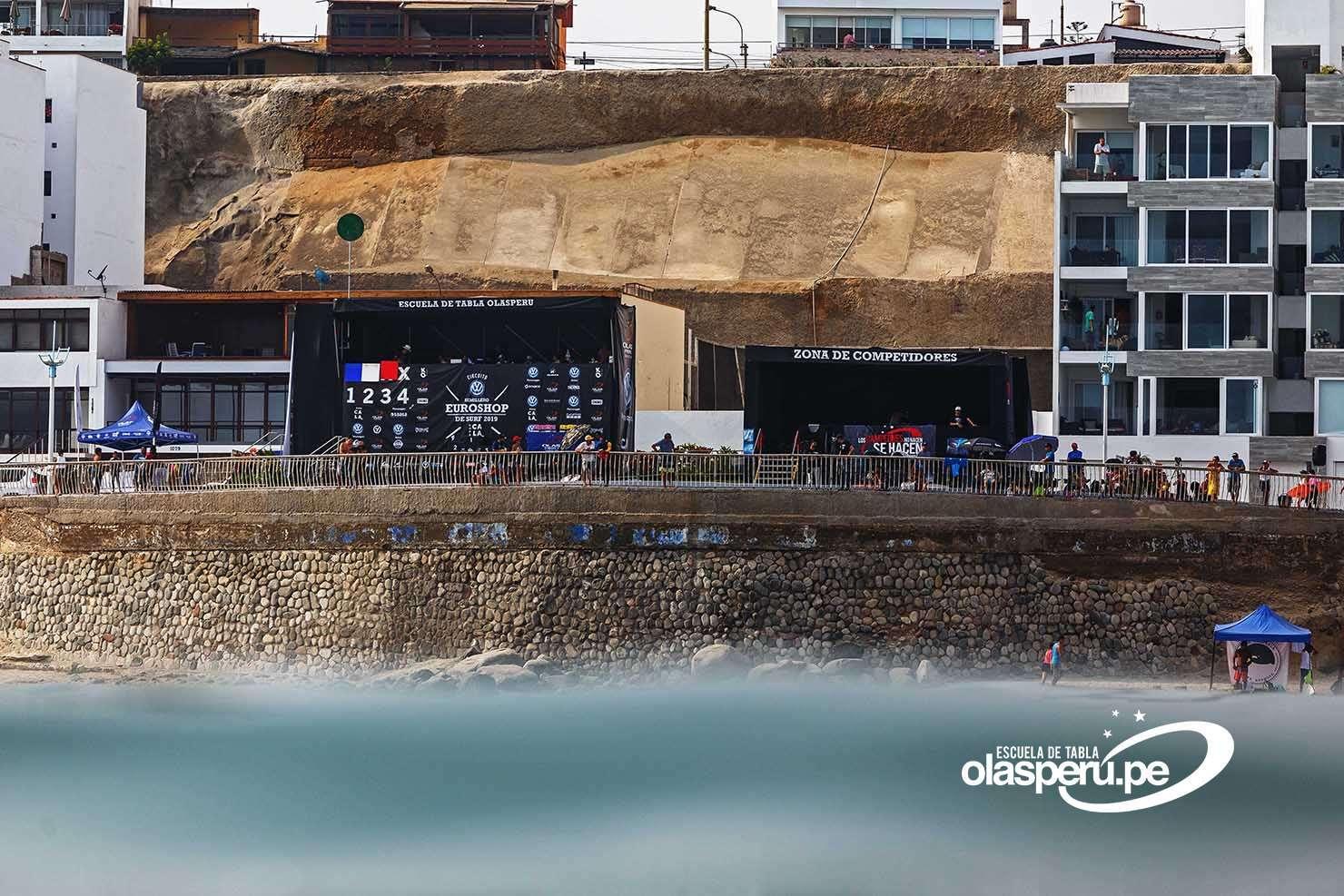 Semillero Euroshop de Surf 2019 / 3ra fecha