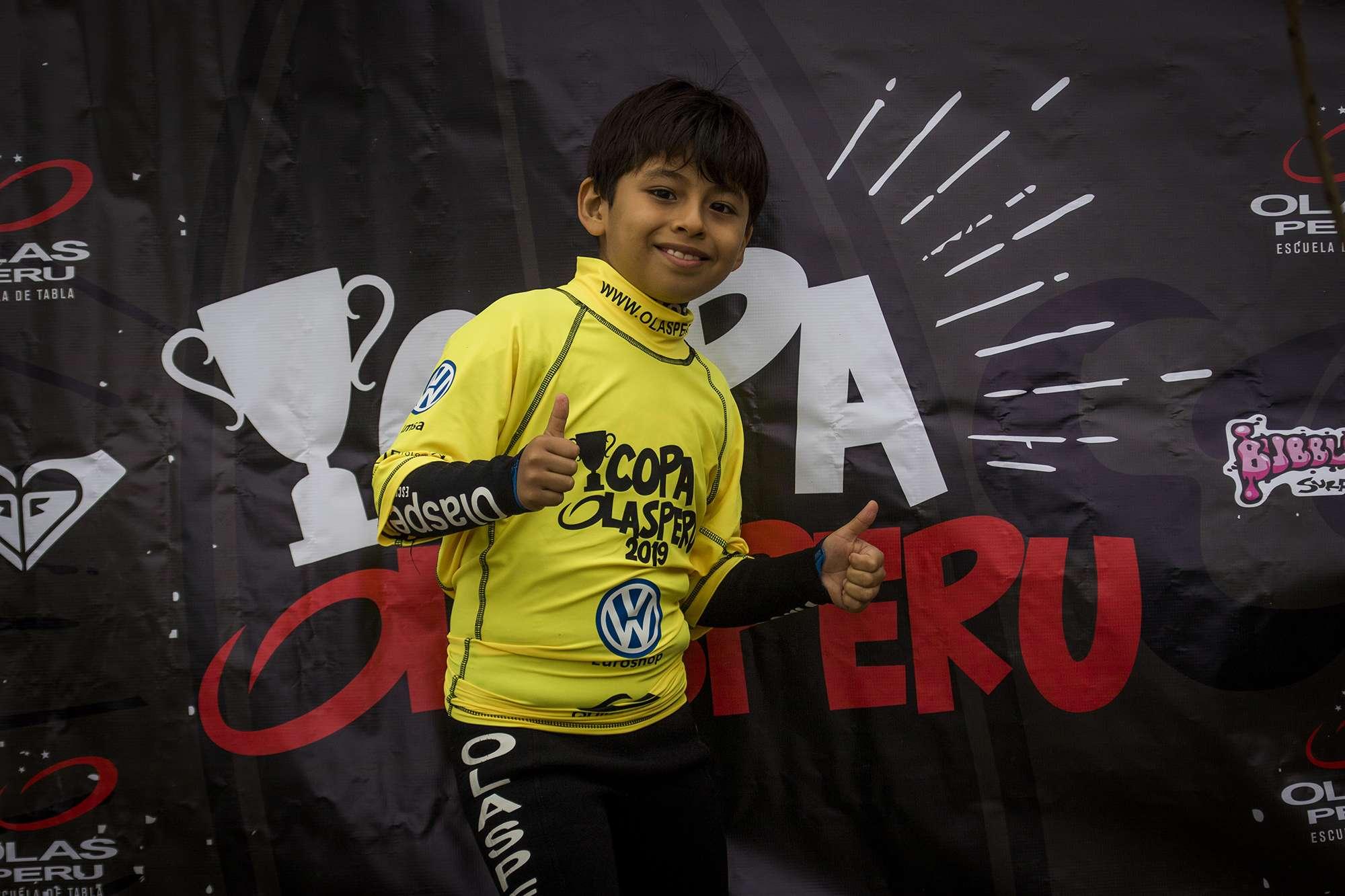 Copa Olas Perú / 1era Fecha