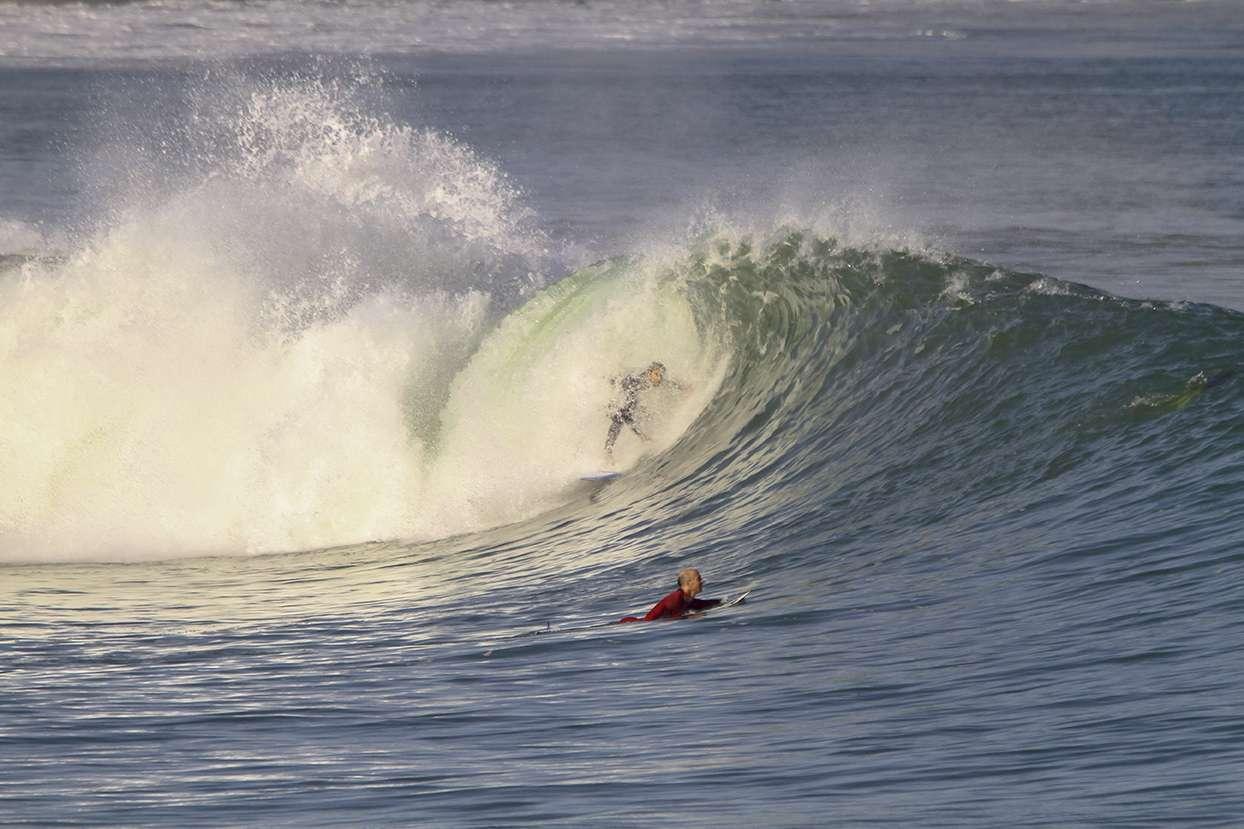 [Secuencia] Herbert Mulanovich en Cabo Blanco