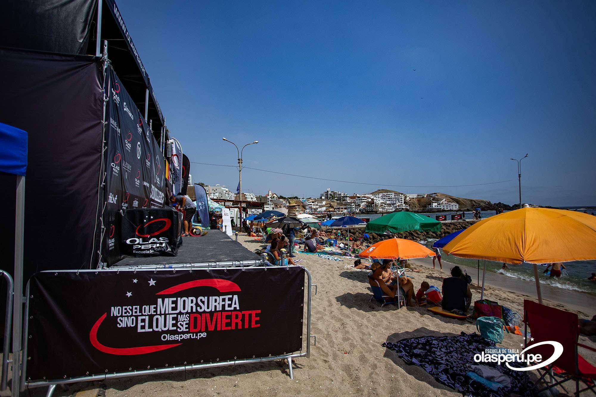 Cerrados duelos por semillero OIas Perú en San Bartolo