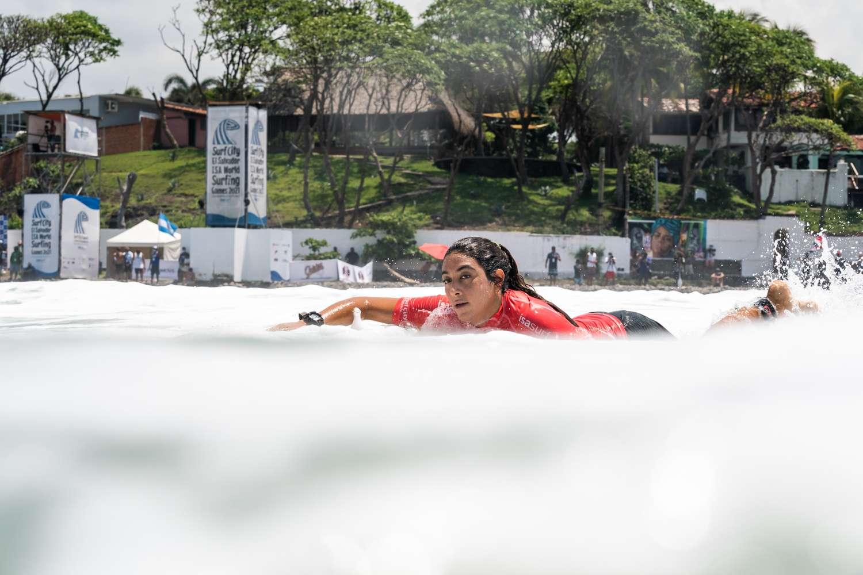 Perú en el Mundial ISA El Salvador 2021