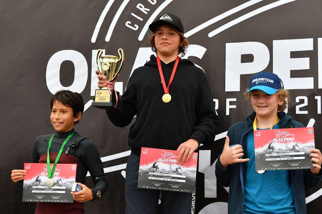 Circuito Semillero Olas Perú 2021 / San Bartolo