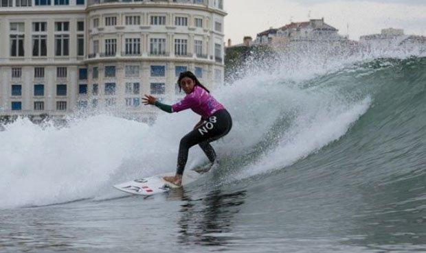 Daniella Rosas a paso firme en el mundial juvenil en Japón