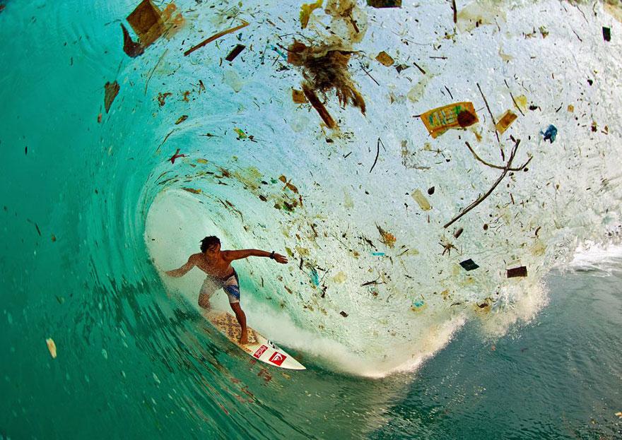 Desarrollo turístico, el mayor problema de contaminación en Bali