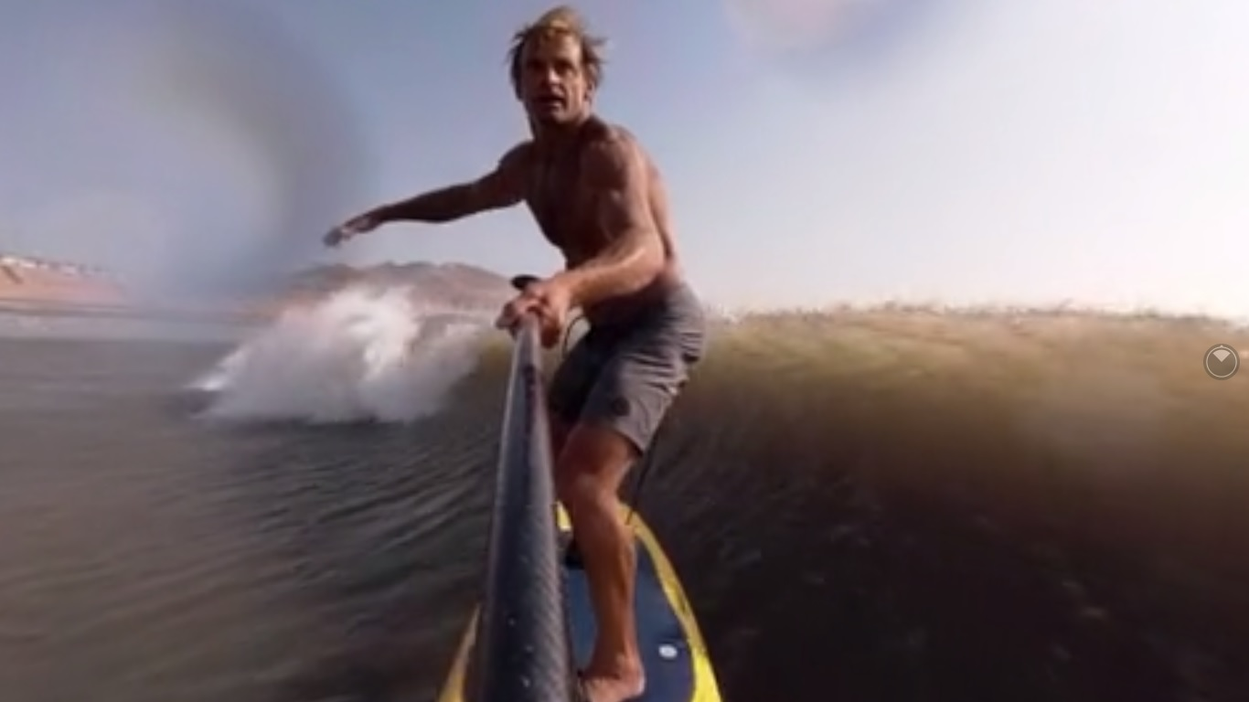 Laird Hamilton y Chicama en VR (Virtual Reality)