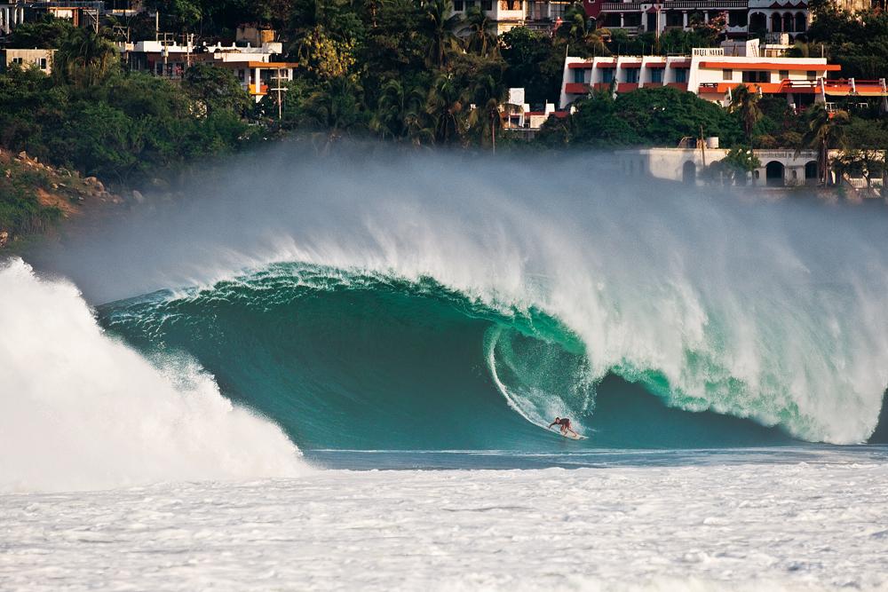 FILM / Puerto Escondido en su máxima expresión