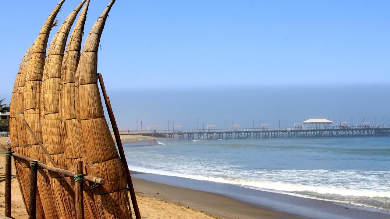 Huanchaco formará parte de la Red Mundial de Ciudades del Surf