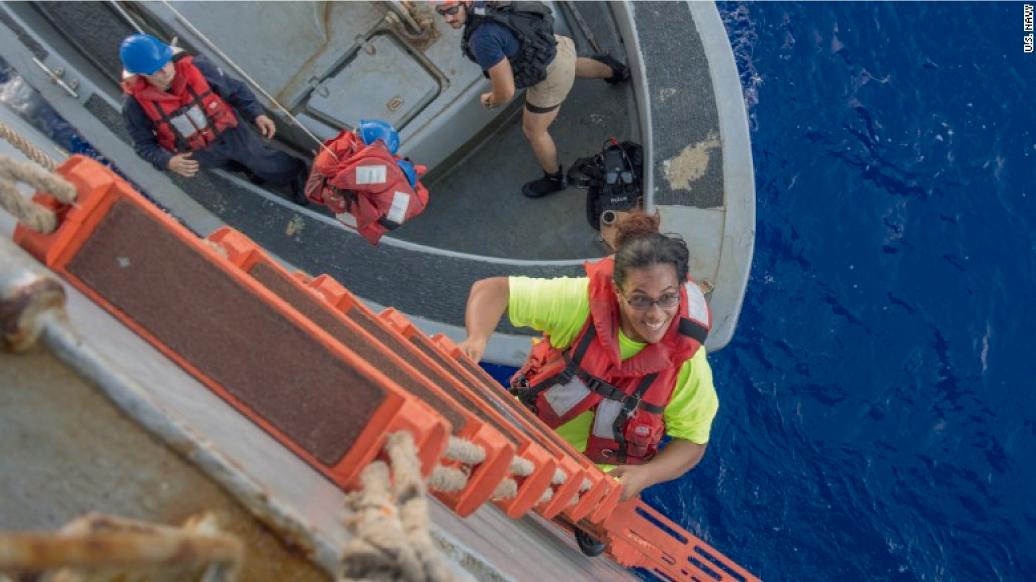 Dos mujeres son rescatadas después de meses de naufragio en el Océano Pacifico