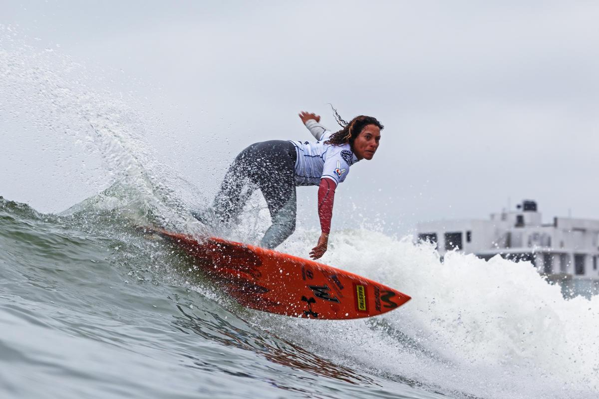 WQS: Anali Gómez avanza a cuarta ronda en Australia