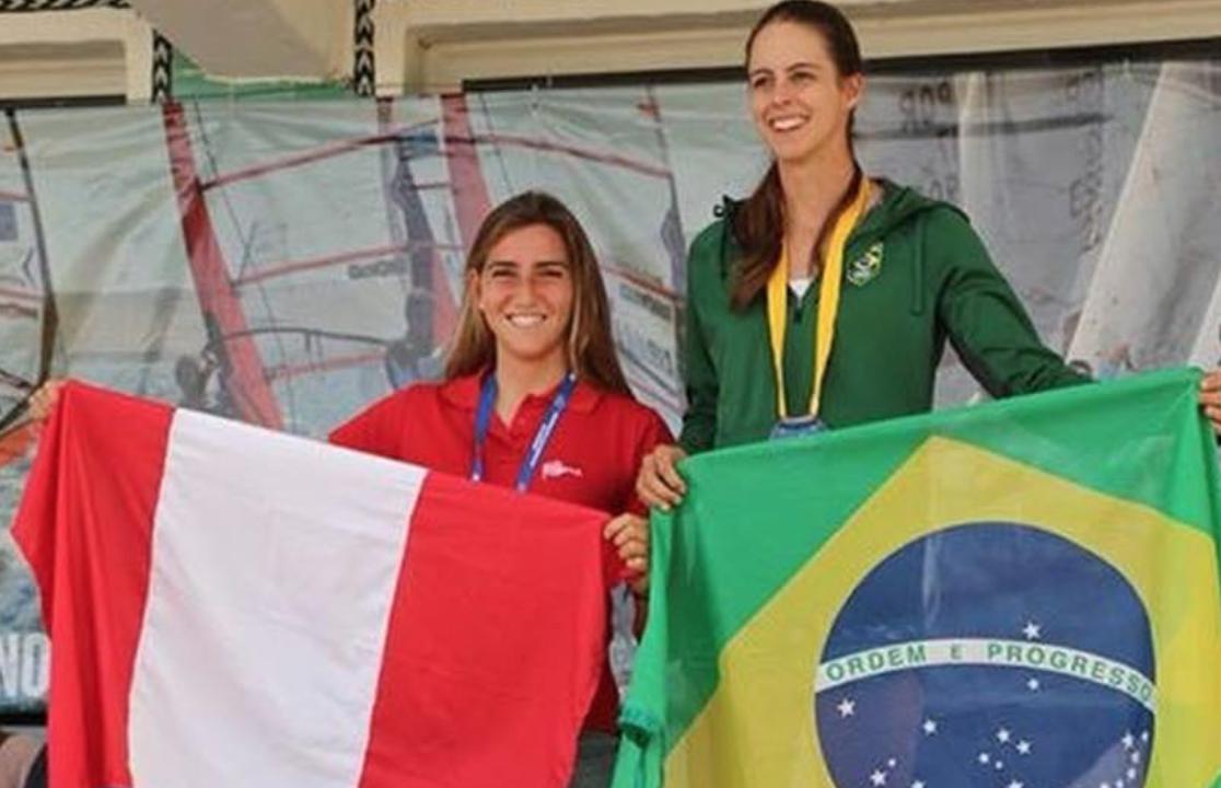 María Belén Bazo subcampeona sudamericana de Vela en Argentina