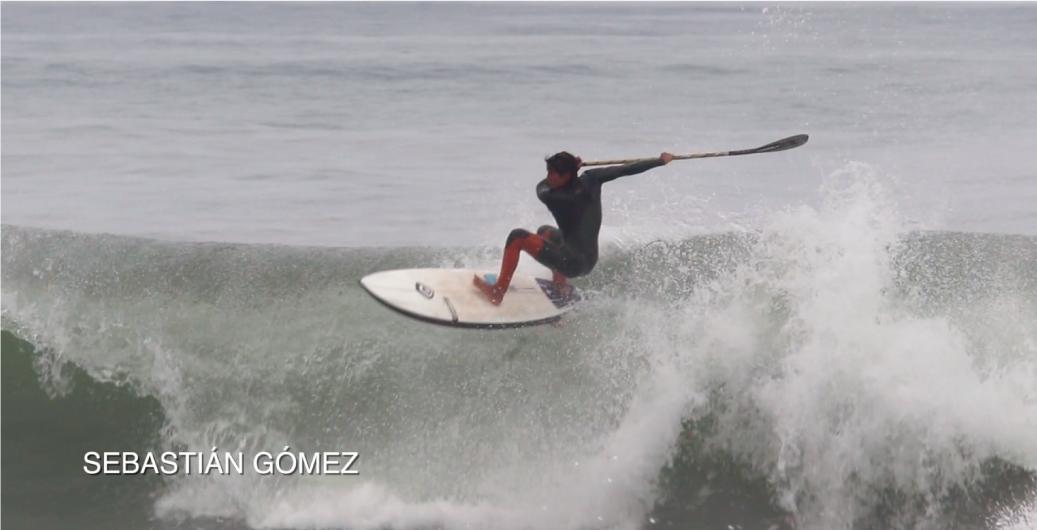 Así viene entrenando la selección peruana de surf, con miras a los Panamericanos 2017