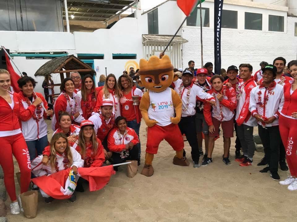 A un paso del oro: Equipo peruano va por el todo en los Panamericanos de Surf 2017