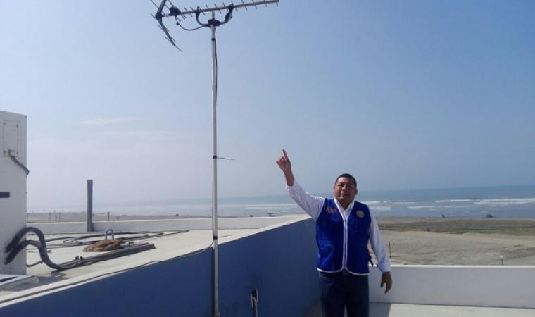 Huanchaco ya cuenta con sistema de alerta contra tsunamis