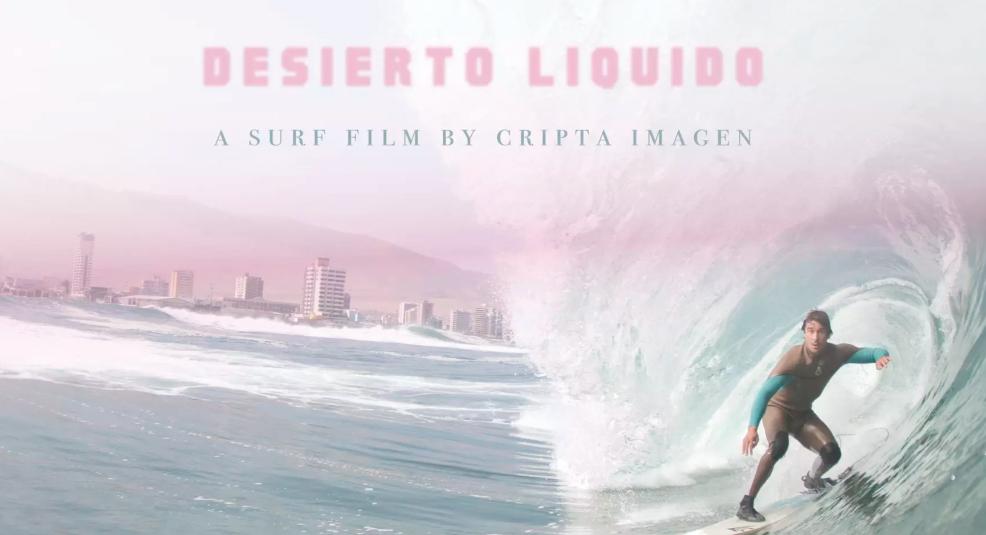 Desierto Liquido (Chile), por Cripta Imagen