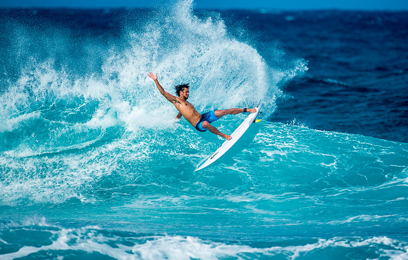QUIKSILVER PRESENTA:  GONE TOMORROW – HAWAII EDITION
