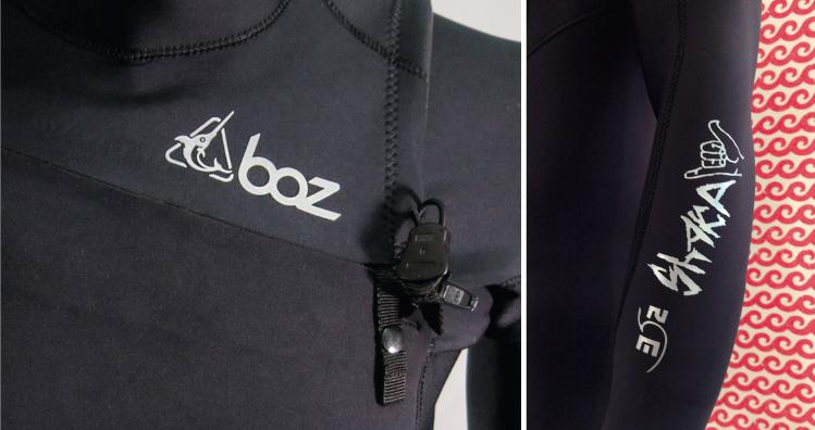 """Wetsuits Boz presenta """"El Shaka"""", el wetsuit que no te dejará misio"""