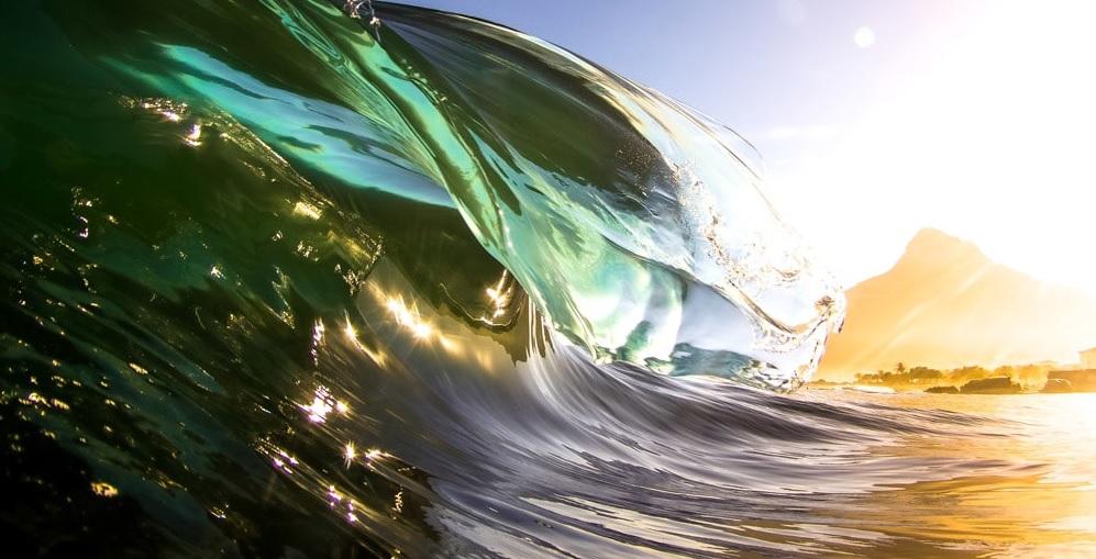 Una mirada distinta de los videos de surf