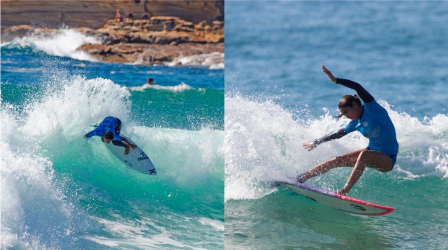 Fin de la participación nacional junior en WQS de Australia