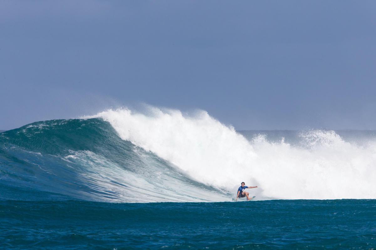 Peruanos continúan con la acción en el Sunset Open Hawaii