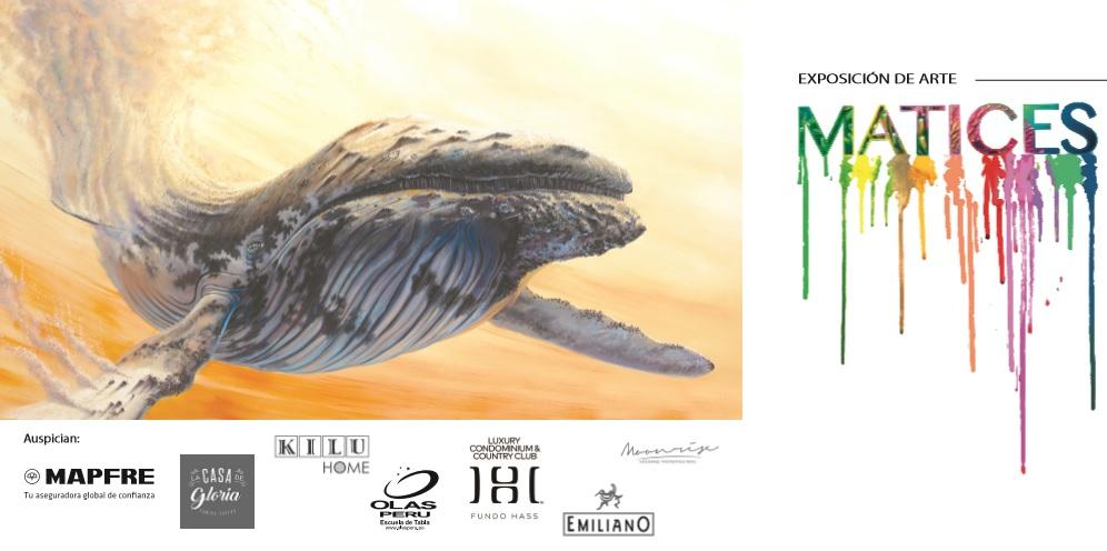 """""""Matices"""", la nueva exposición de arte de Flavio Caporali"""