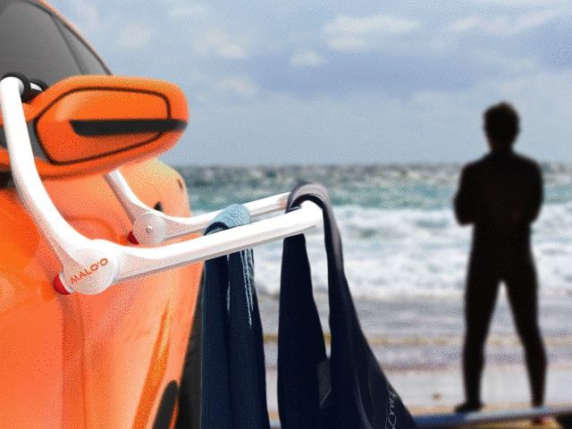 Malo'o: una idea inteligente de secar tu equipo