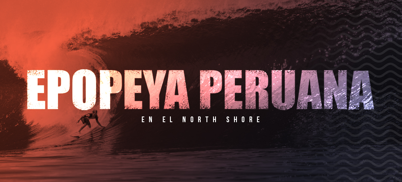 Epopeya peruana en el North Shore