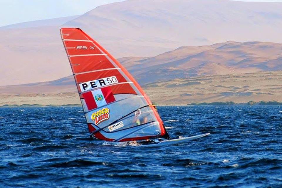 Perú será sede de dos Sudamericanos de Windsurf Olímpico