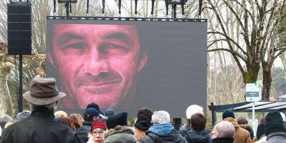 El adiós a Pierre Agnès, el CEO de Quiksilver que desapareció en alta mar