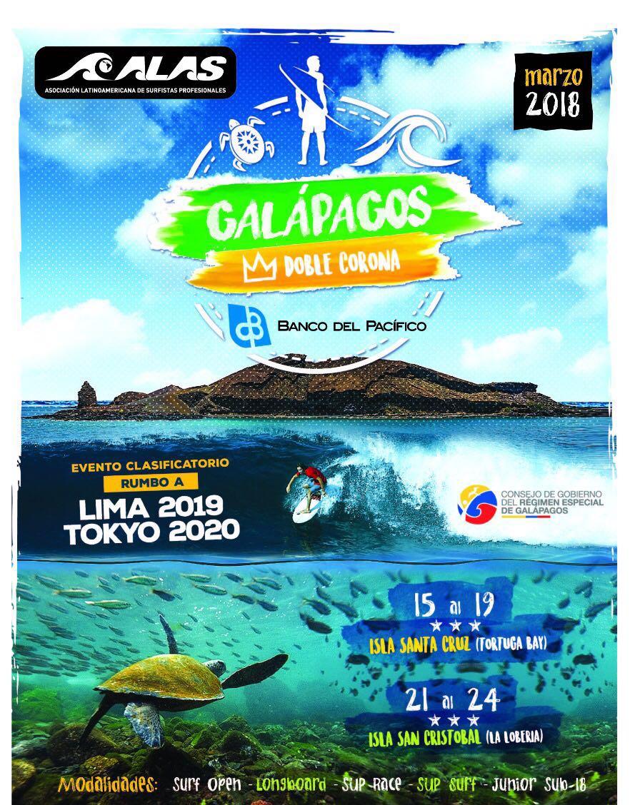 Ecuador será sede de tres fechas ALAS Latin Tour 2018