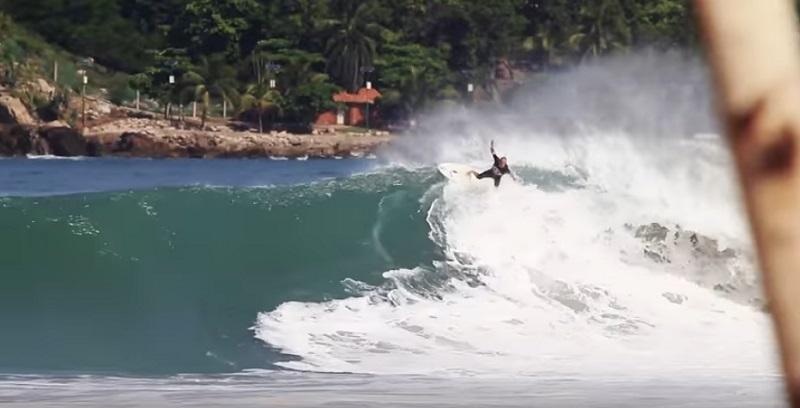 [CINEMA] Recopilación de los wipeouts más terroríficos en Puerto Escondido