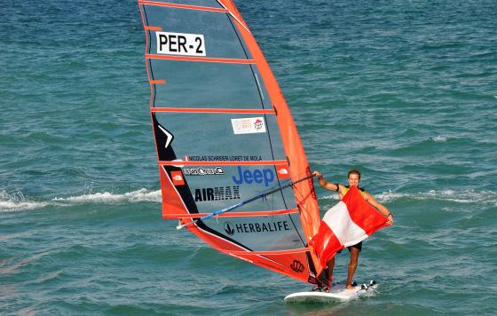 [Windsurf] Perú obtiene dos cupos para los Juegos Olímpicos de la Juventud en Argentina