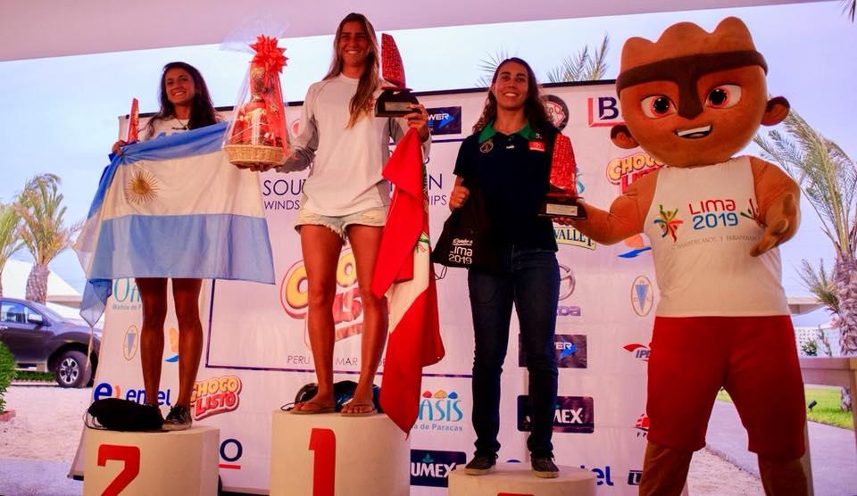 Maria Belén Bazo campeona Sudamericana 2018