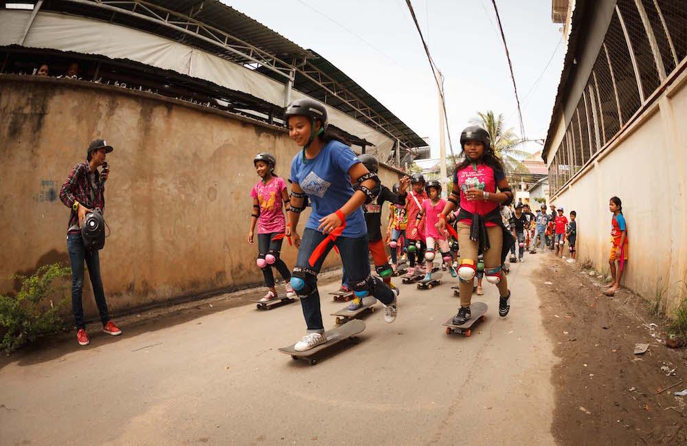 Anuncian lanzamiento mundial de Girls Skate Day