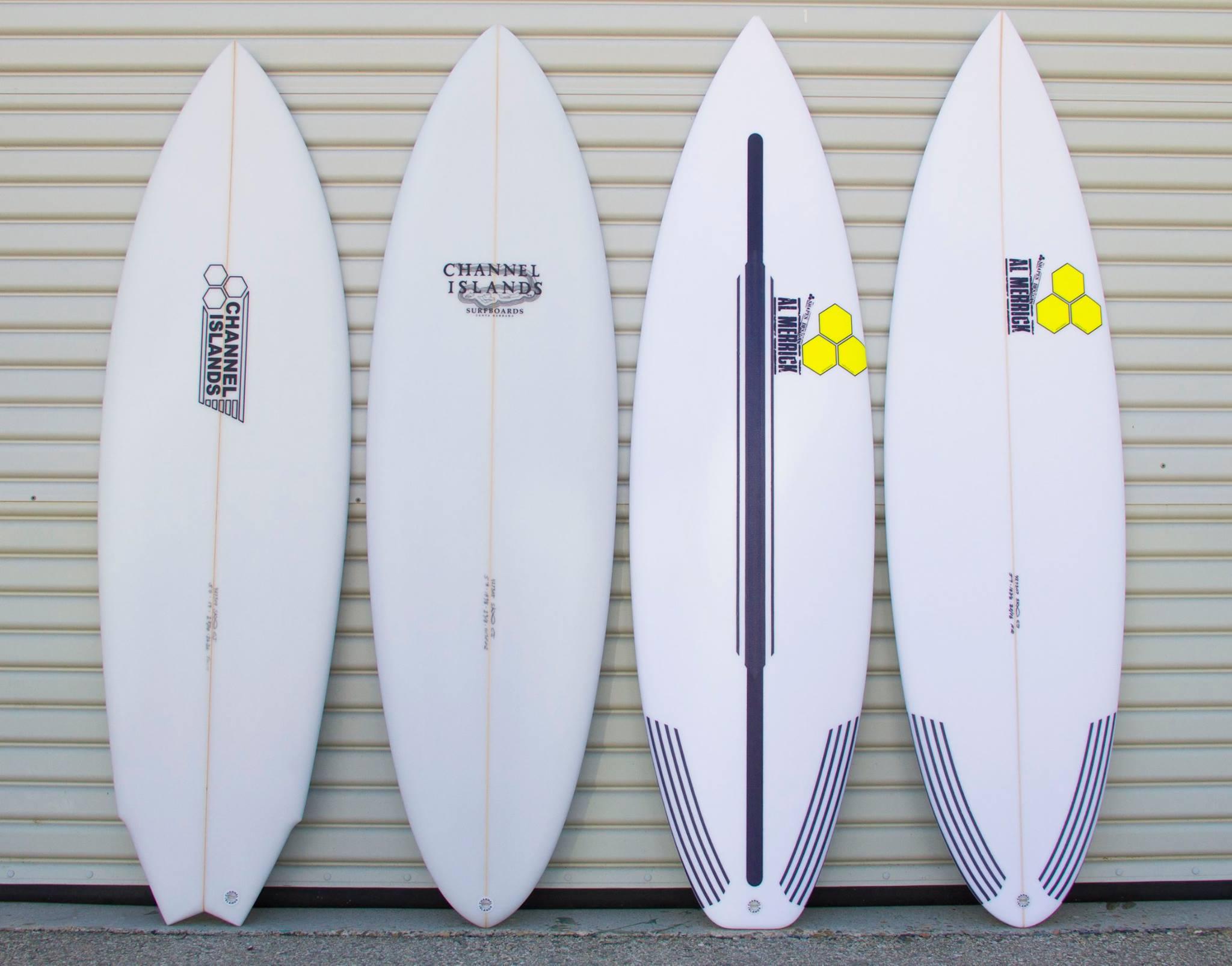 Nuevo pedido de tablas en True Surf Concept Store