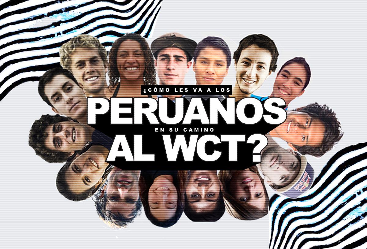 ¿Cómo van los peruanos en su camino al WCT?
