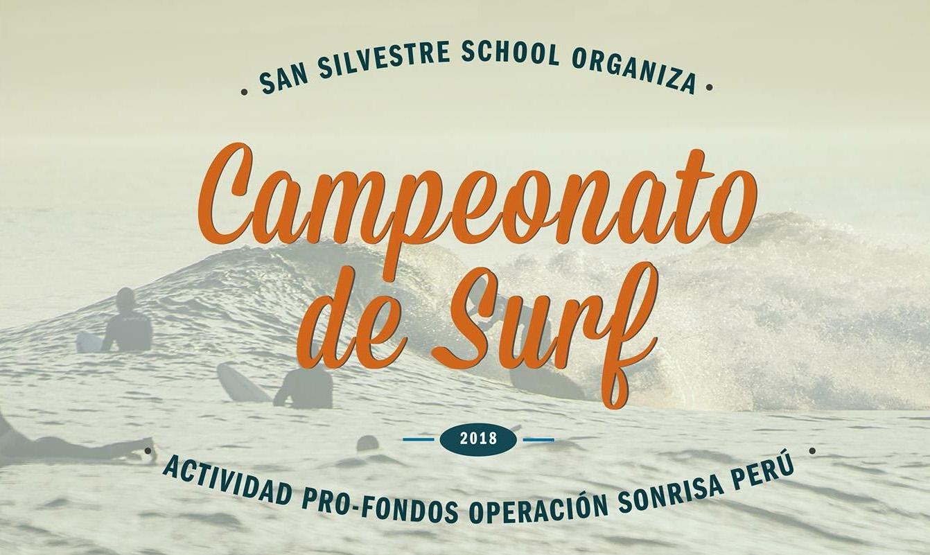 Actividad Pro-Fondos Operación Sonrisa Perú