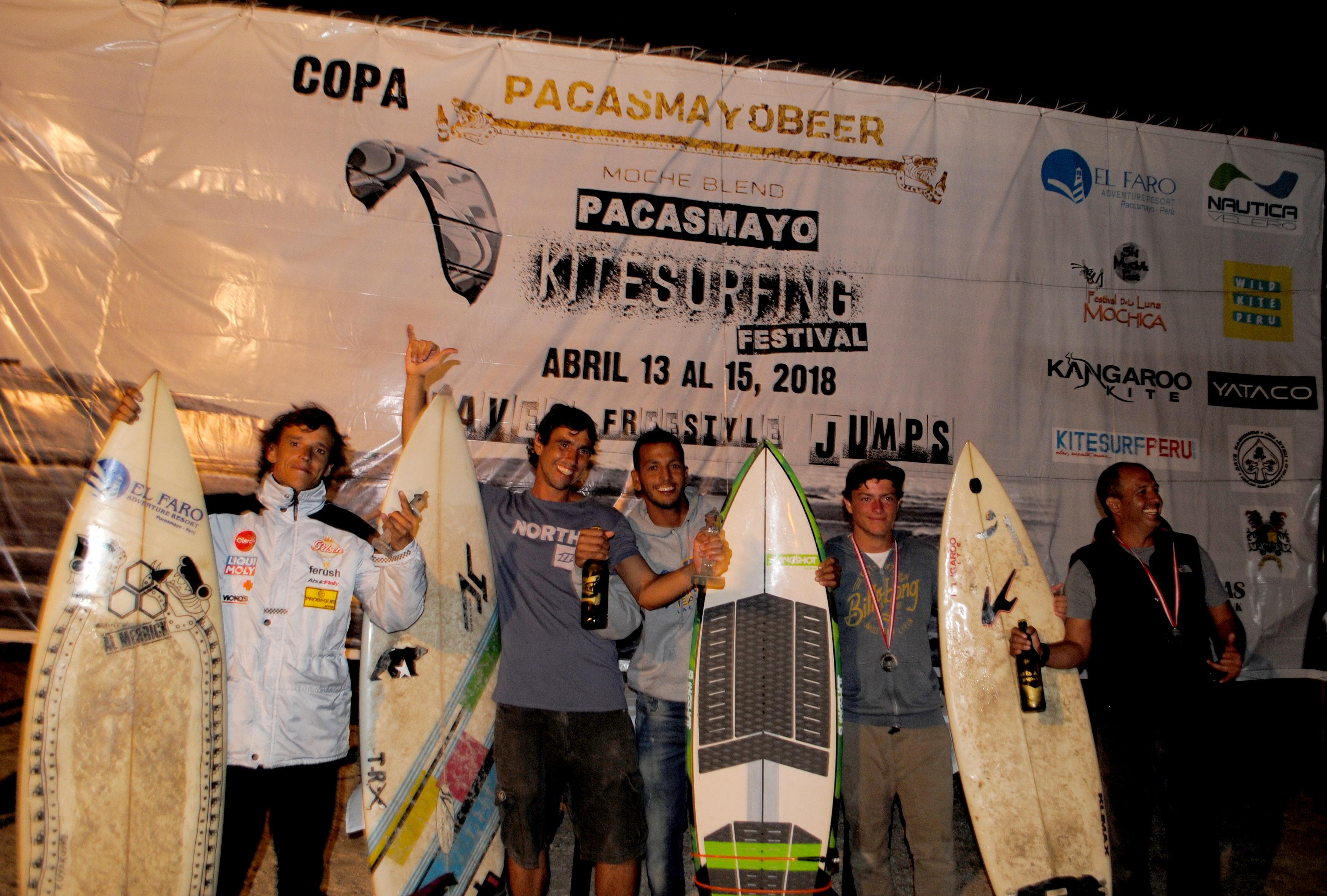 Con éxito finalizó el Pacasmayo Kitesurfing Festival 2018