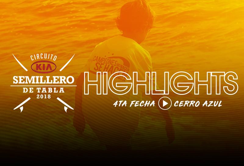 HIGHLIGHTS SEMILLERO KIA 2018