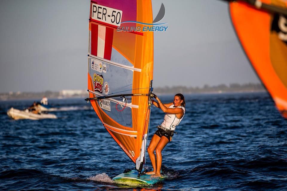 Windsurf peruano destaca en Torneo Princesa Sofía de España
