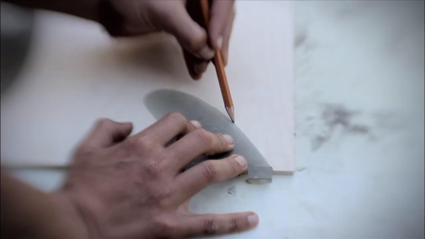 Cómo hacer tus propias quillas con madera y fibra de vidrio