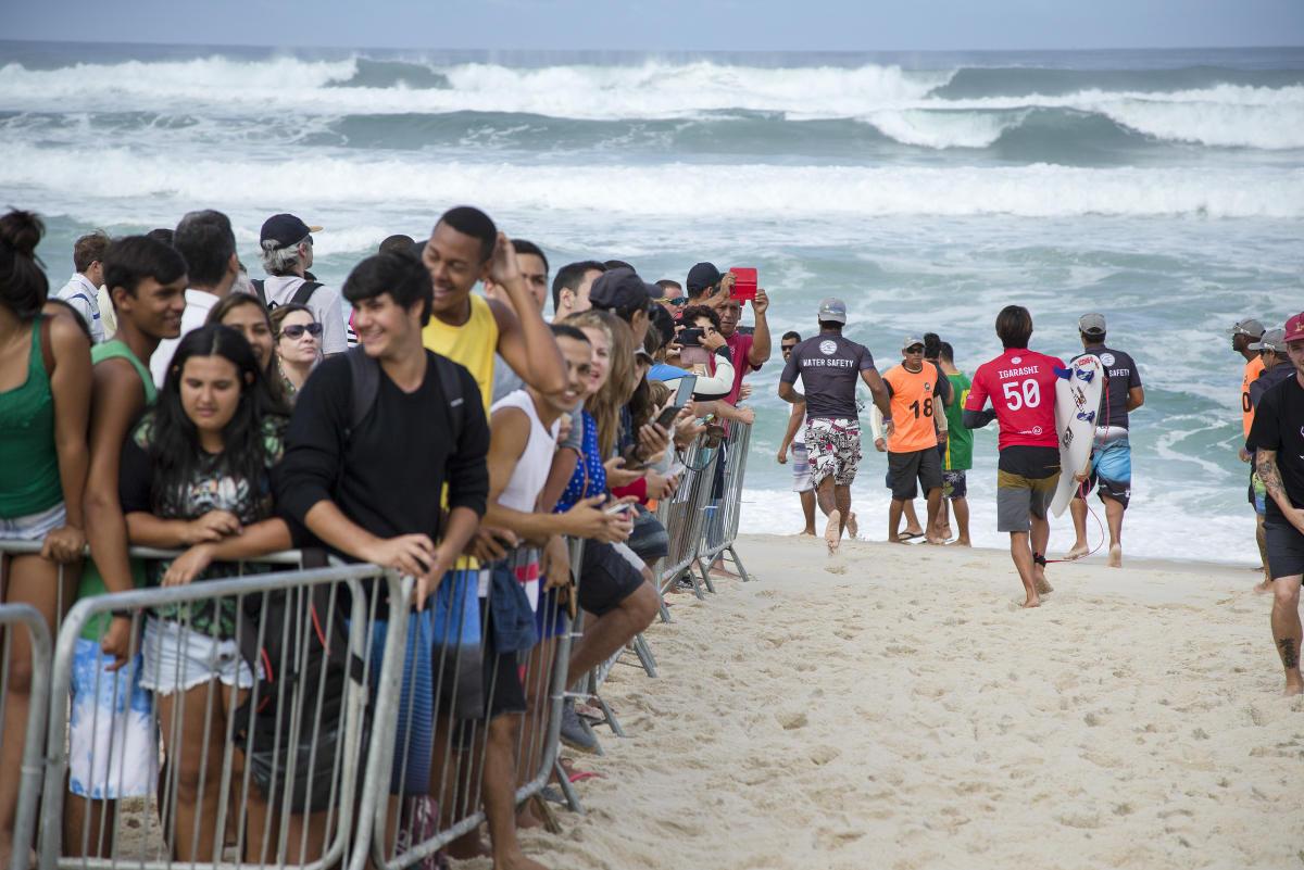 Oi Rio Pro: Tour Mundial regresa este fin de semana a Rio de Janeiro