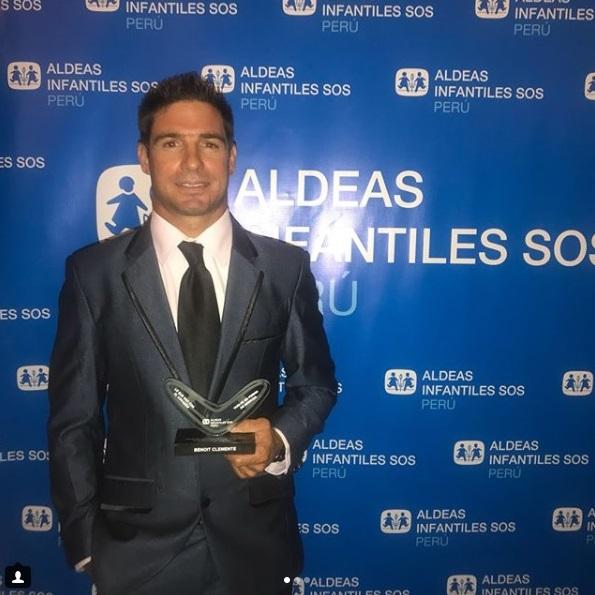 Piccolo Clemente se une como embajador Aldeas Infantiles SOS Perú