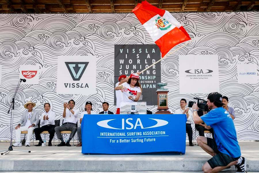 Mundial Junior de la ISA 2018 confirmado para octubre en Huntington Beach (USA)