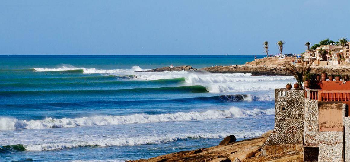 Marruecos, tubos y más tubazos