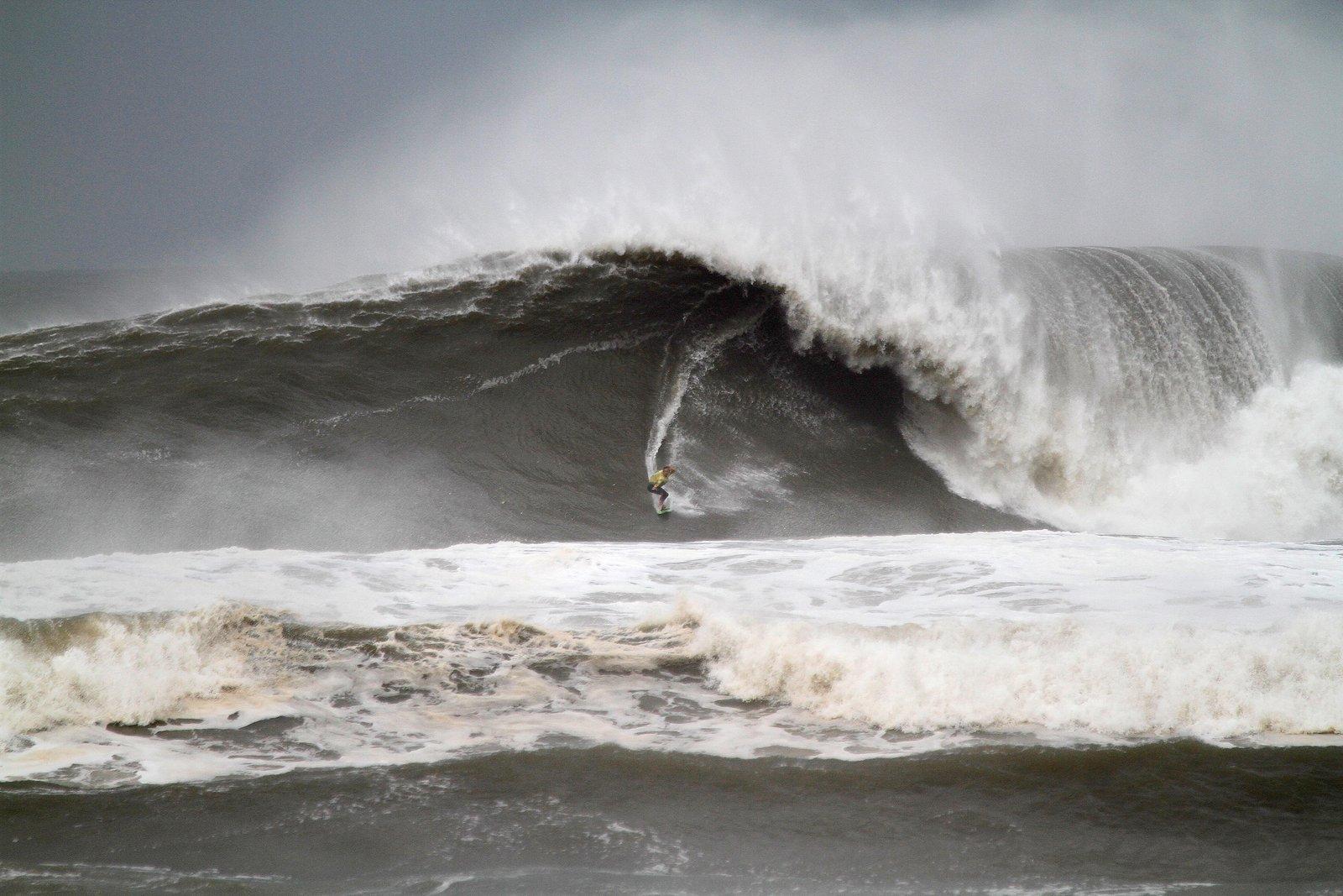 Malpartida y Villarán invitados a evento de olas grande en Brasil