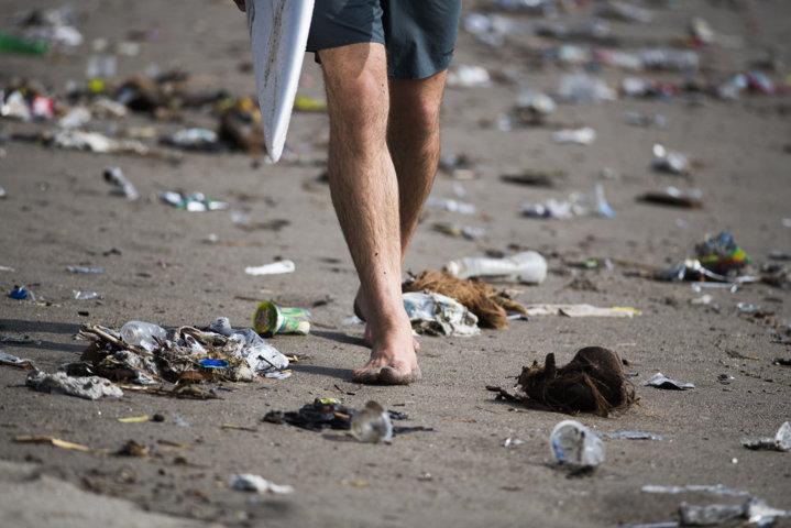 Corona se une a la lucha contra la contaminación marina