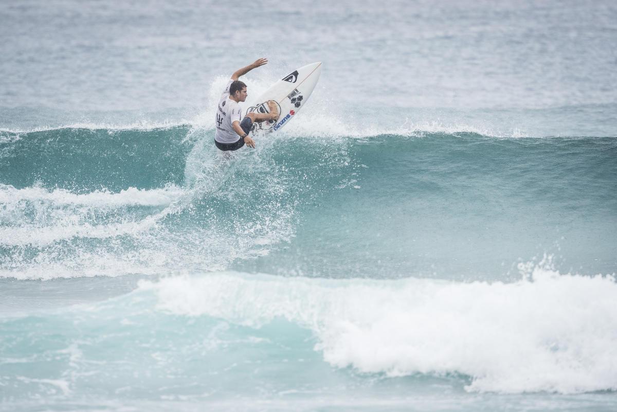 WQS6000 Japón: Tomas Tudela avanza a ronda dos