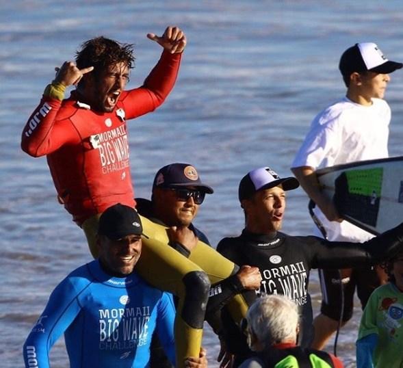 Titulos Lucas Moura: Lucas Chianca Es El Campeón Del Mormaii Big Waves
