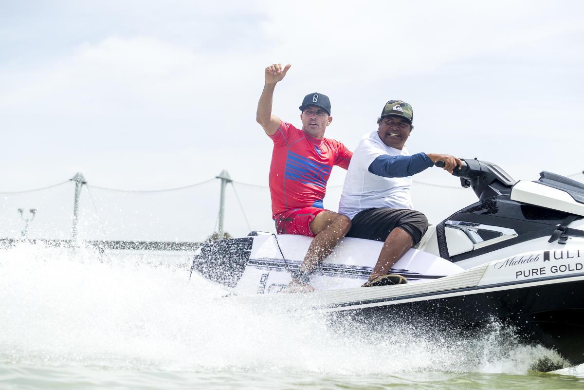 Slater estará de vuelta en Bali